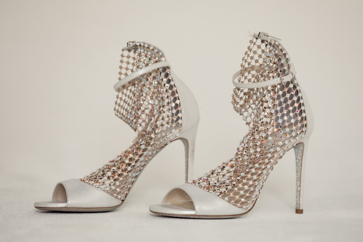 Wedding Shoes - Photography: Charming Images