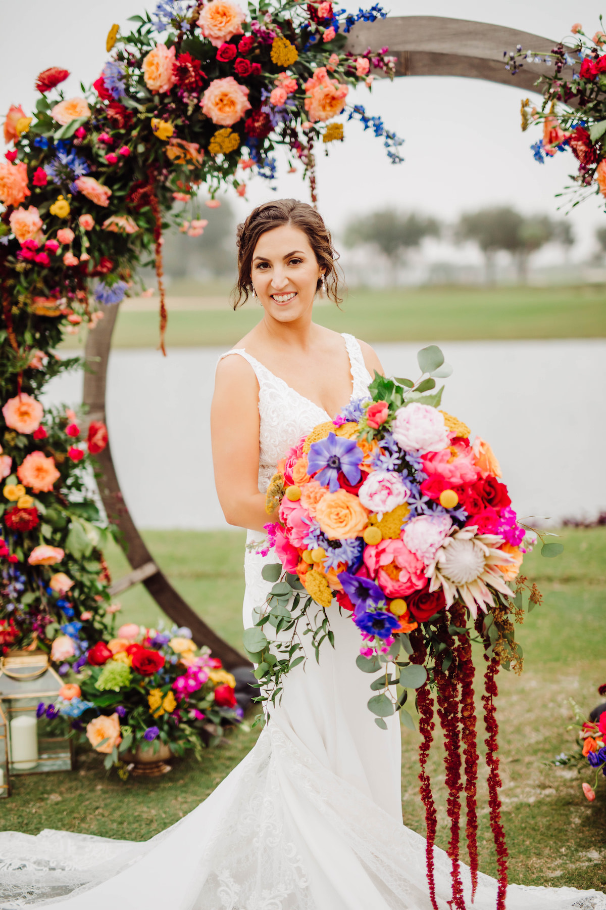 Summer colorful wedding - Bohemian Road Photography