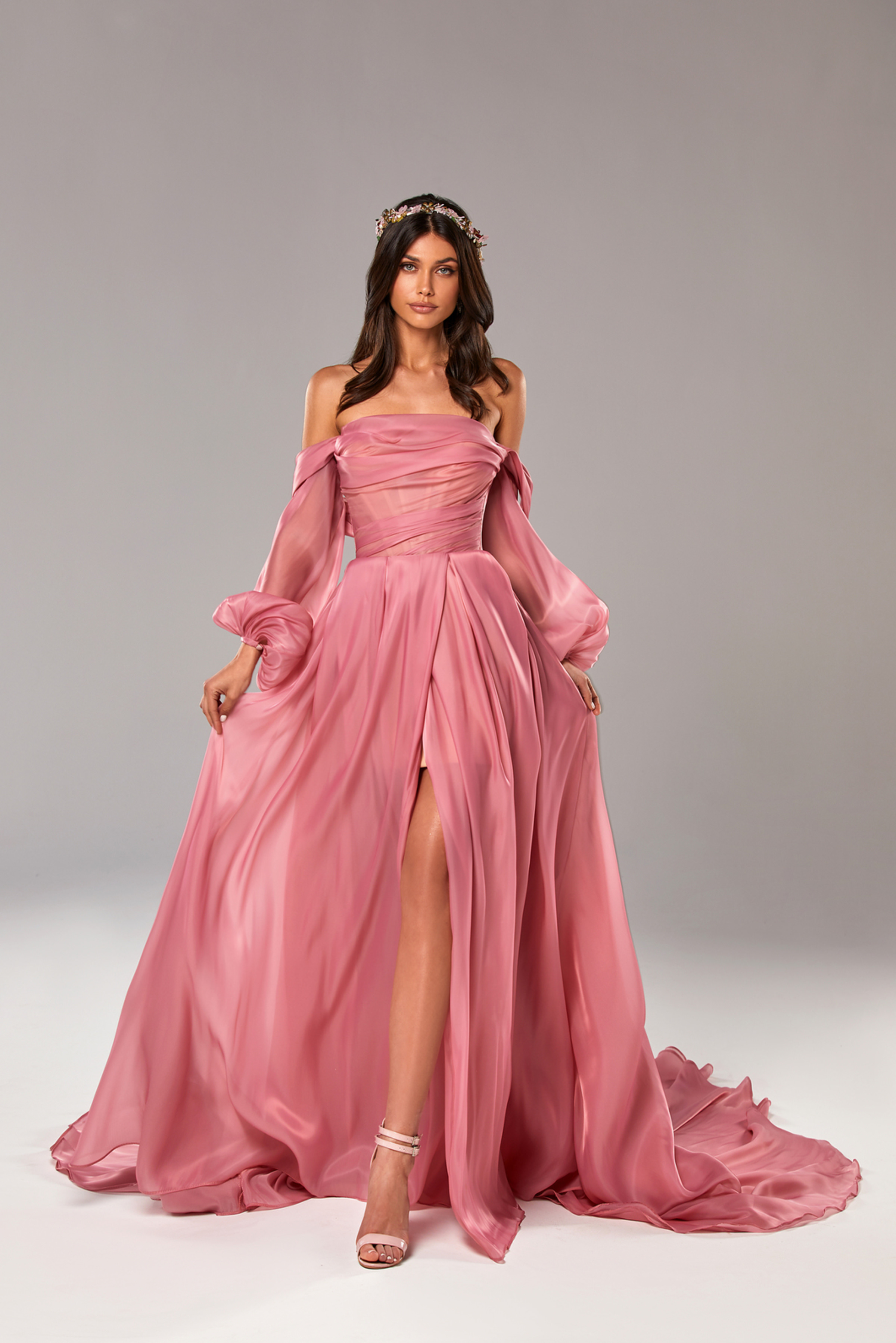 Evening Gown by Milla